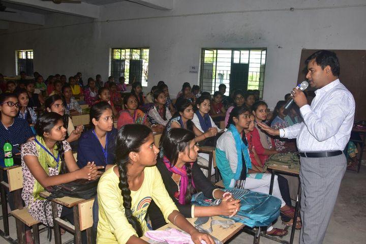 M R M College-Classroom