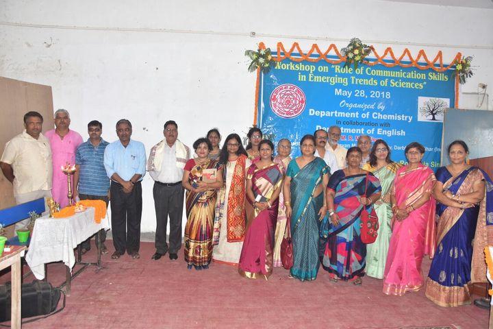 M R M College-Workshop