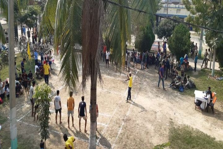 Kunwar Singh College-Kabaddi Competition