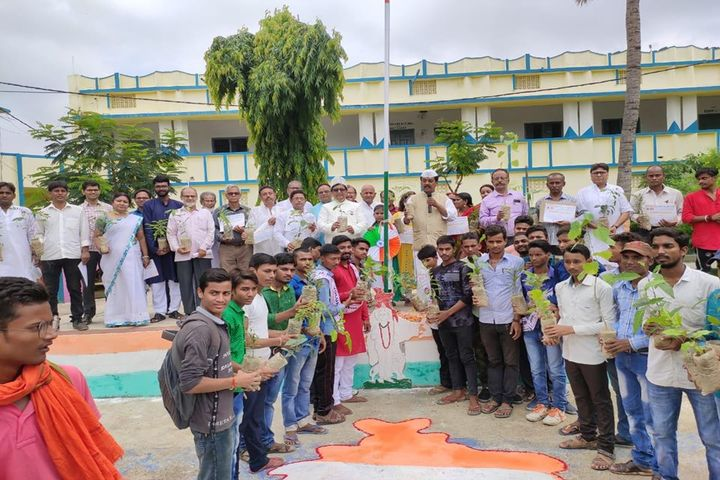 Kunwar Singh College-Republic Day