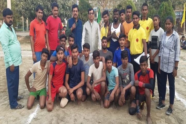 Kunwar Singh College-Sports Day