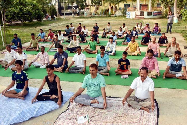 Kunwar Singh College-Yoga