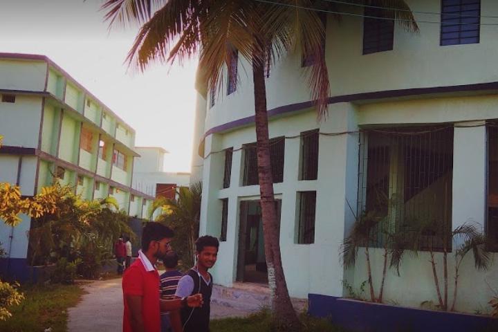 Millat College - School Campus View