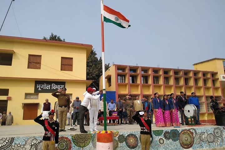 Ganesh Dutt College-Independance Day