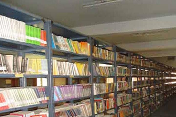 Ganesh Dutt College-Library