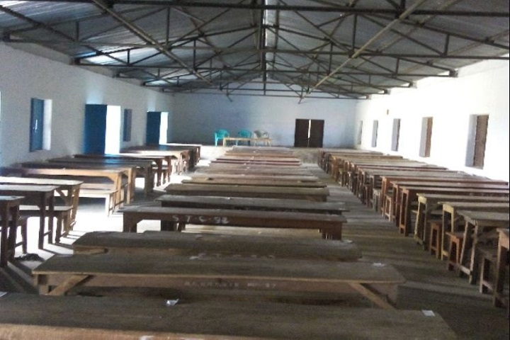 Sur Tulsi Inter College-Classroom