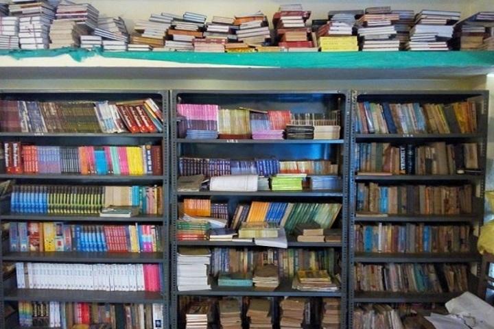 Sur Tulsi Inter College-Library