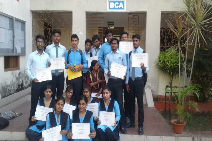 Marwari College-Prize Distribution