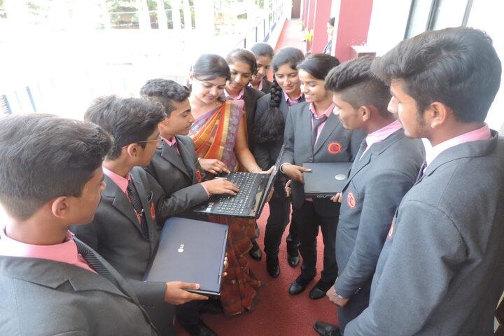 Aacharya Pre-University College-Activity