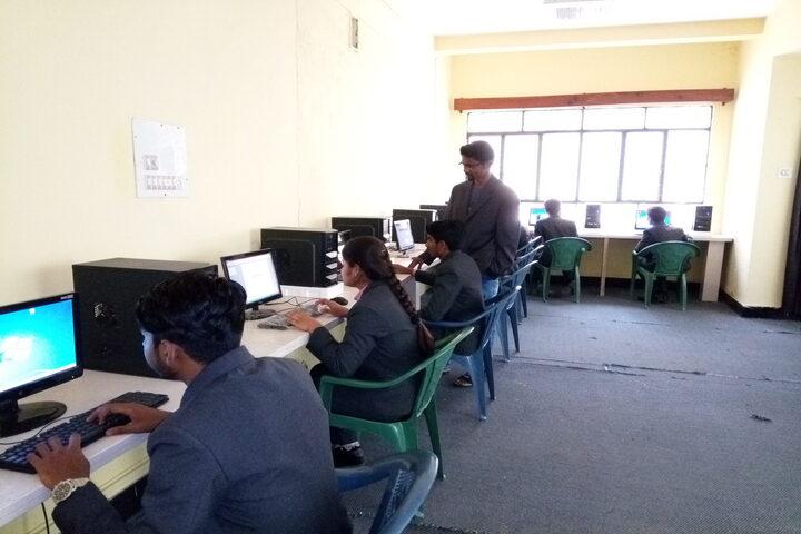 Aacharya Pre-University College-Computer Lab