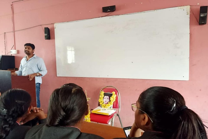 Aacharya Pre-University College-Explanation