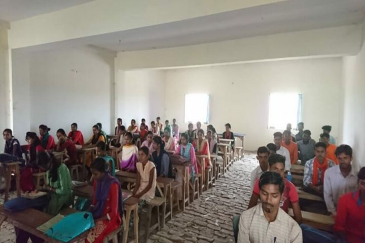 Shiv Kabir Senior Secondary High School-Classroom