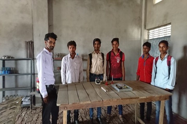 Shiv Kabir Senior Secondary High School-Physics Lab