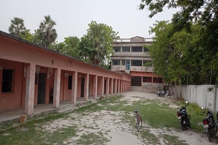 Devkrit Pandey Thakur Singh Inter College-Campus