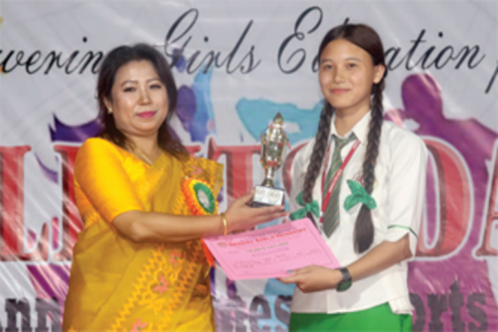 Accent Girls Academy-Prize Distribution