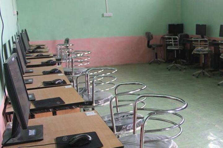 Asufii Christian Institute-Computer Lab