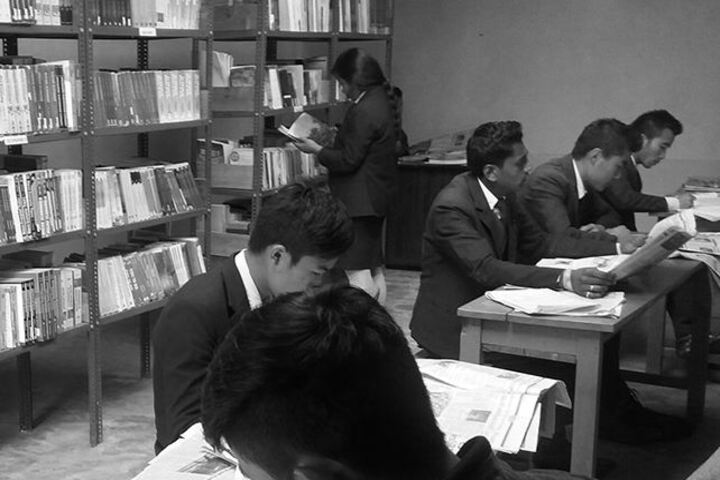 Asufii Christian Institute-Library