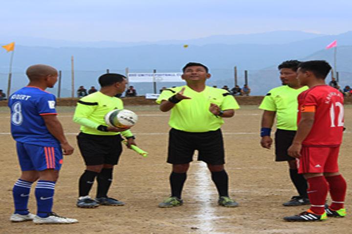 Asufii Christian Institute-Sports