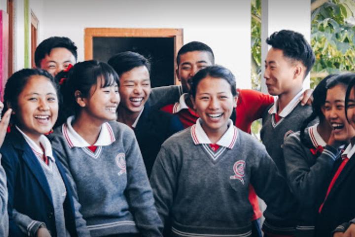 Bethany Higher Secondary School-Students