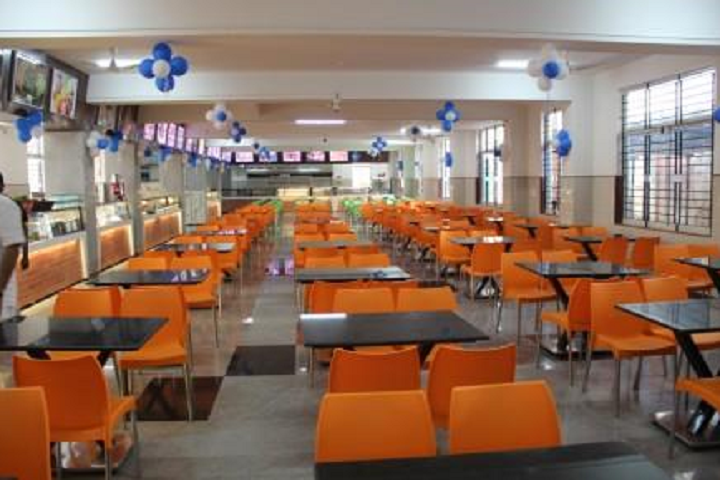 Jyothi Nivas Pre University College-Cafeteria Full View