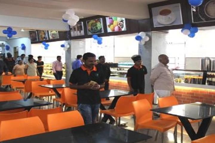 Jyothi Nivas Pre University College-Cafeteria
