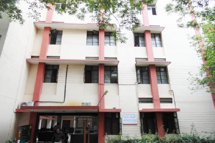 Jyothi Nivas Pre University College-Campus View