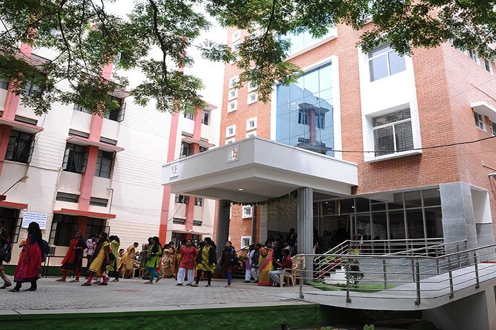 Jyothi Nivas Pre University College-College Building