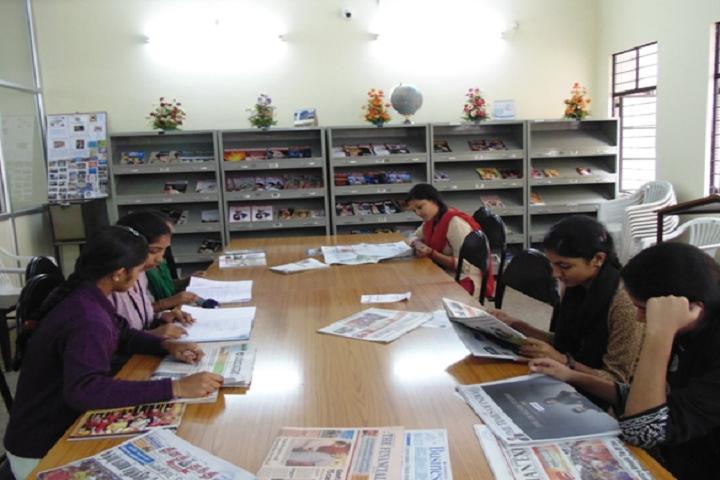 Jyothi Nivas Pre University College-Library