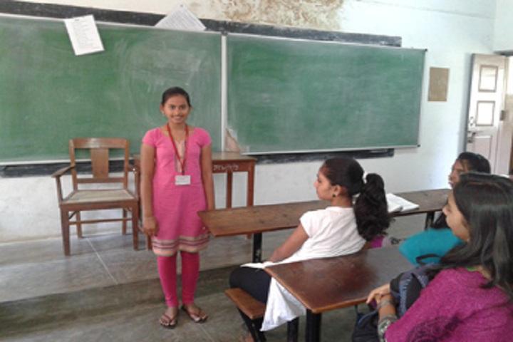 NMKRV Pre University College-Classroom