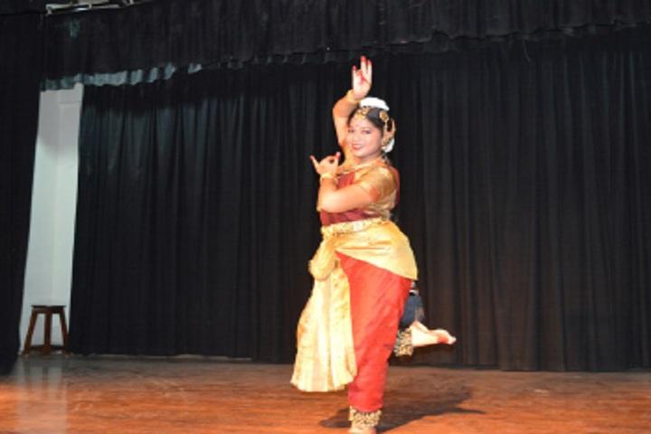 NMKRV Pre University College-Dance