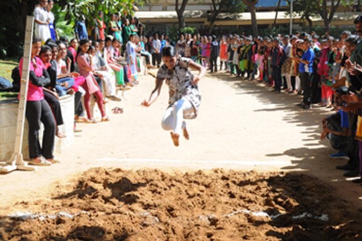 NMKRV Pre University College-Sports
