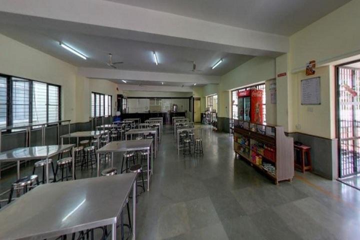 SSMRV Pre University College-Cafeteria