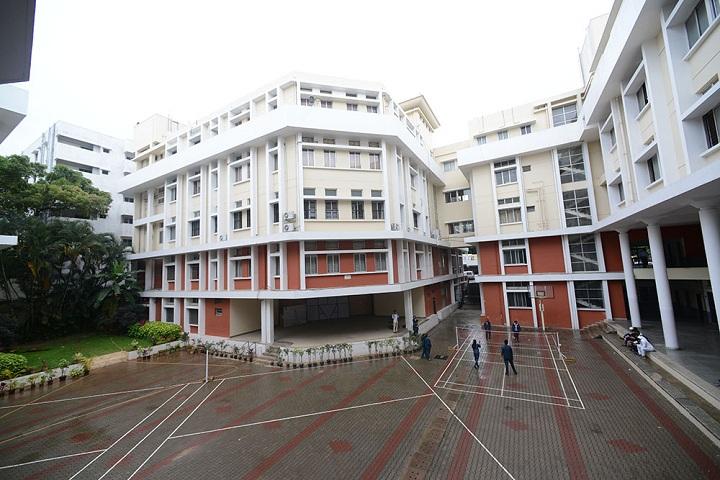 SSMRV Pre University College-Campus-View