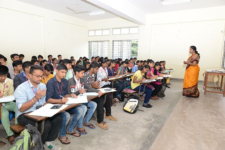 SSMRV Pre University College-Classroom