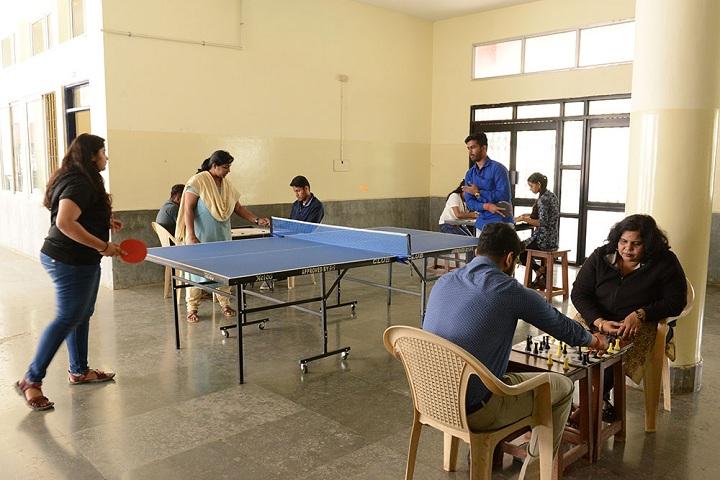 SSMRV Pre University College-Indoor Games