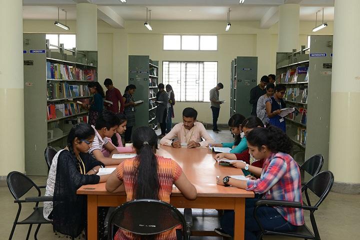 SSMRV Pre University College-Library