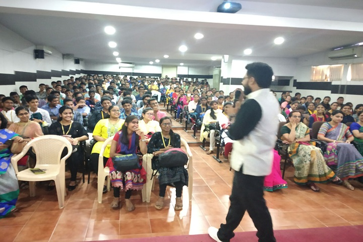 SSMRV Pre University College-Seminar