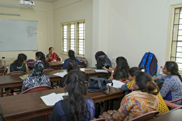 Bishop Cotton Womens Christian College-Classroom