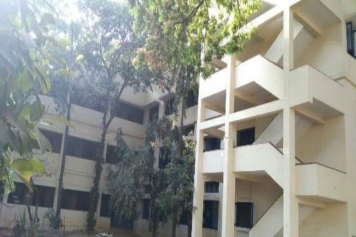 Bishop Cotton Womens Christian College-Hostel