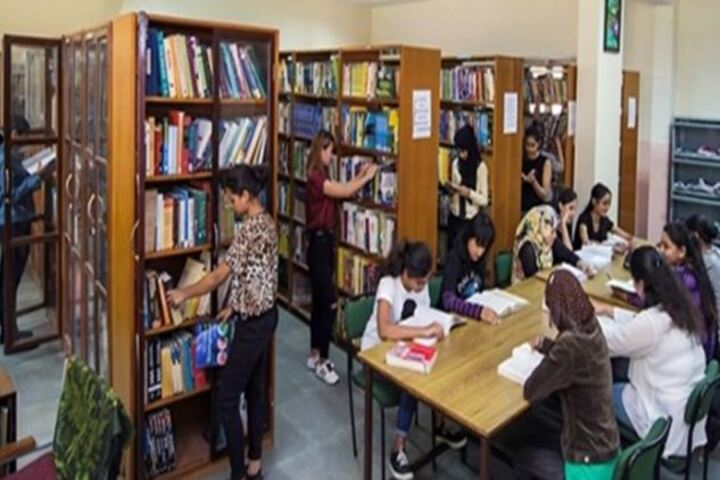 Bishop Cotton Womens Christian College-Library