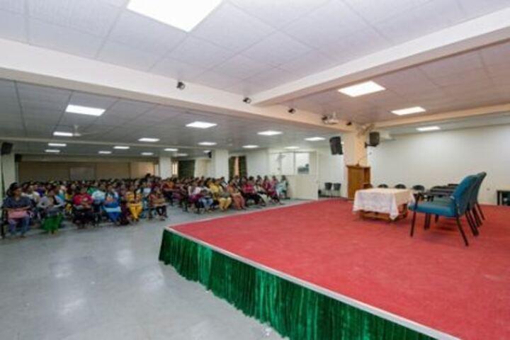 Bishop Cotton Womens Christian College-Seminar Hall