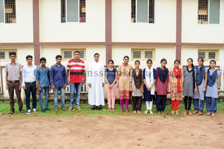 St John's Composite Pre-University College- Students