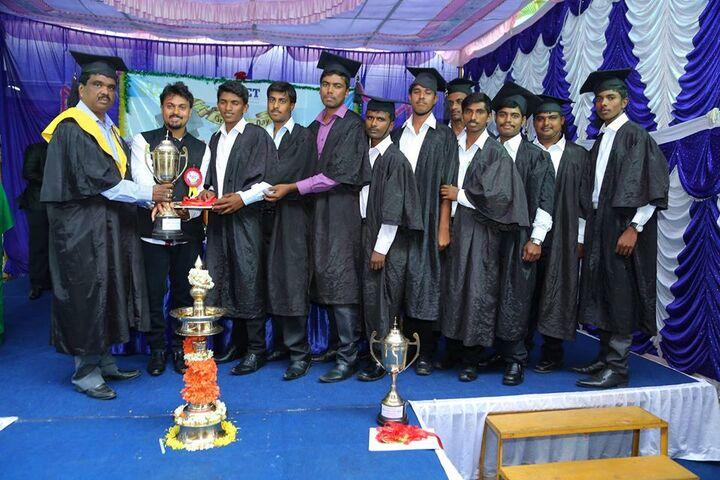 BET Pre-University College-Graduation Day