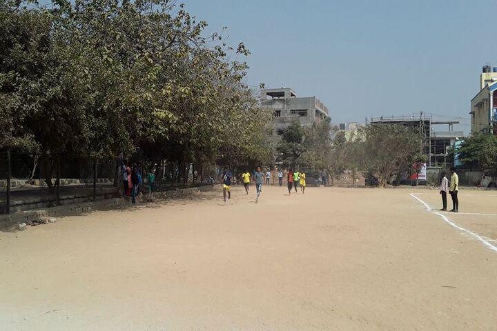 BET Pre-University College-Playground