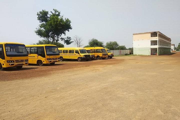 Milestone Public School-Bus