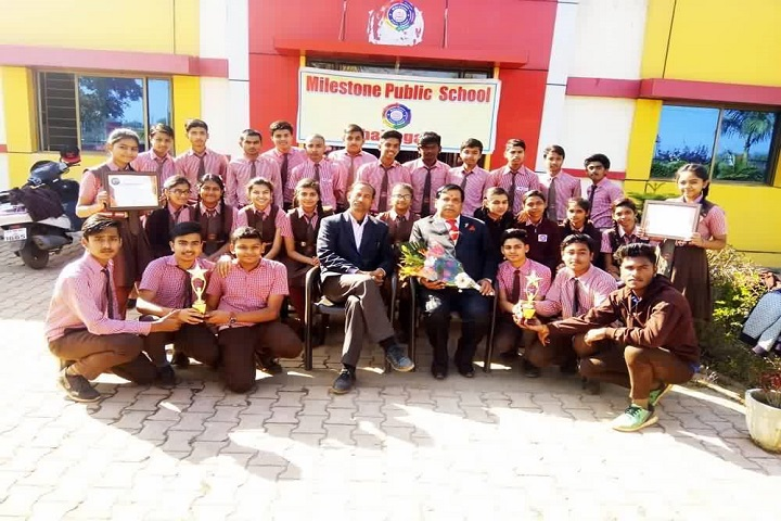 Milestone Public School-Group Photos