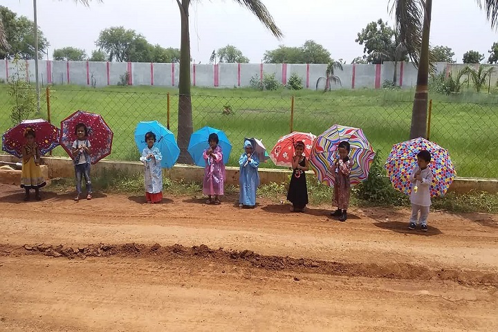Milestone Public School-Nursery Students