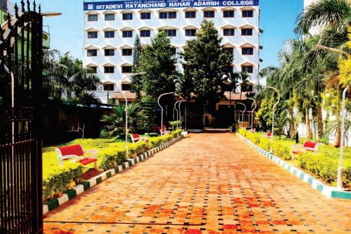 Sitadevi Ratanchand Nahar Adarsh Pre-University College-Campus View