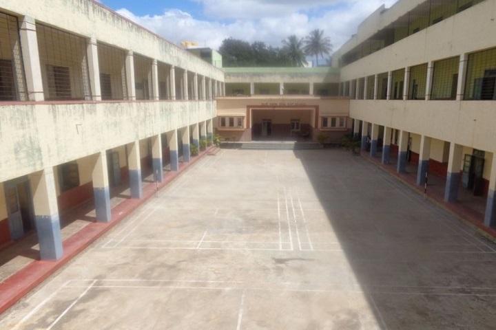 Rani Sarala Devi Pre-University College-Campus View1
