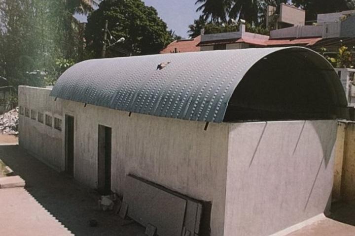 Rani Sarala Devi Pre-University College-Toilets